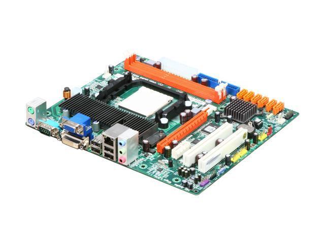 ECS A880GM-M7 (V2.0) AM3 AMD 880G Micro ATX AMD Motherboard