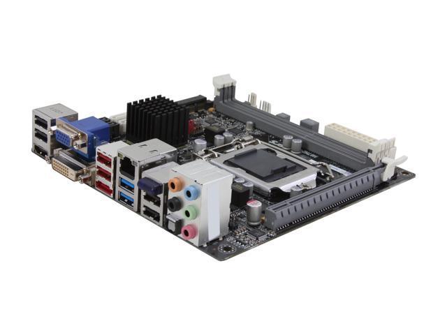 ECS H67H2-I Mini ITX Intel Motherboard