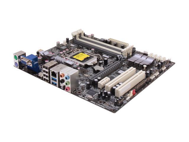 ECS H67H2-M2(1.0) LGA 1155 Intel H67 HDMI SATA 6Gb/s USB 3.0 Micro ATX Intel Motherboard