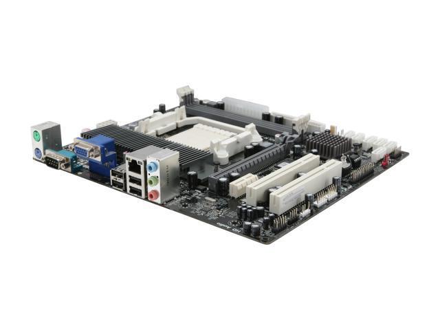 ECS A880LM-M(1.0) Micro ATX AMD Motherboard