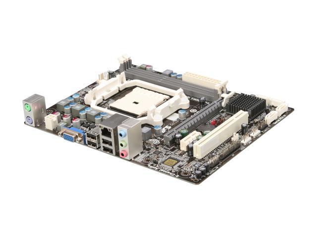 ECS A55F-M3(1.0) Micro ATX AMD Motherboard