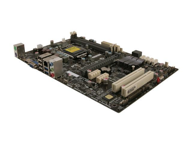 ECS H61H2-A2 Deluxe (1.0) ATX Intel Motherboard
