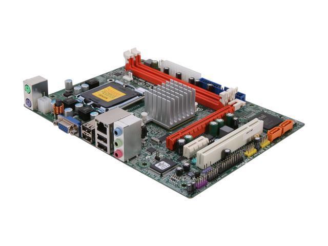 ECS G41T-M7 Micro ATX Intel Motherboard
