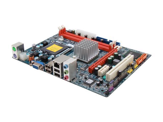 ECS G41T-M7(GB) LGA 775 Intel G41 Micro ATX Intel Motherboard