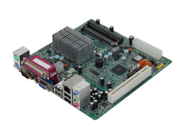 ECS TIGD-CI4 Intel Atom D425 Mini ITX Motherboard/CPU Combo