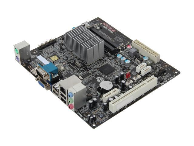 ECS CDC-M/D2500 Intel Atom D2500 Intel NM10 Micro ATX Motherboard/CPU Combo