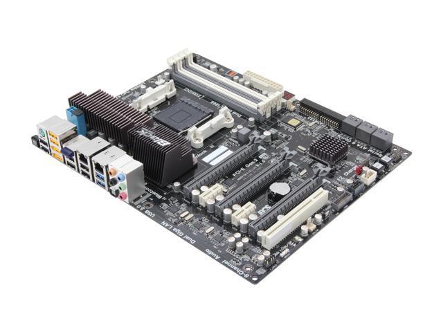 ECS A990FXM-A DELUXE(1.0) ATX AMD Motherboard
