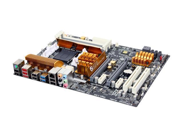 ECS A970M-A DELUXE v1.0 AM3+ AMD 970 + SB950 SATA 6Gb/s USB 3.0 ATX AMD Motherboard