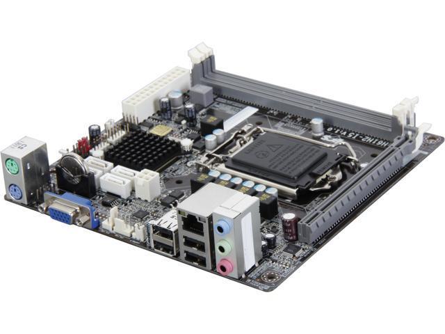 ECS H61H2-I5 (V1.0) LGA 1155 Intel H61 Mini ITX Intel Motherboard