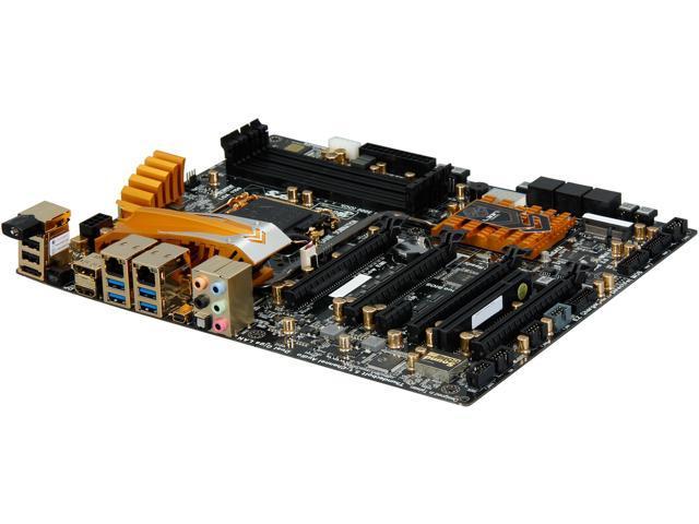 L337 Gaming GANK DOMINATION Z87H3-AX GOLDEN LGA 1150 Intel Z87 HDMI SATA 6Gb/s USB 3.0 ATX Intel Motherboard