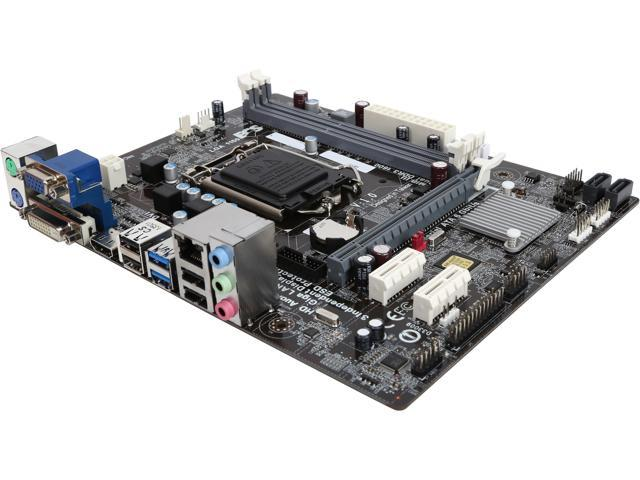 ECS B85H3-M7 LGA 1150 Intel B85 HDMI SATA 6Gb/s USB 3.0 Micro ATX Intel Motherboard