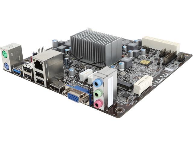 ECS BAT-I(1.0)/J2900 Intel Bay Trail J2900 Mini ITX Motherboard/CPU/VGA Combo