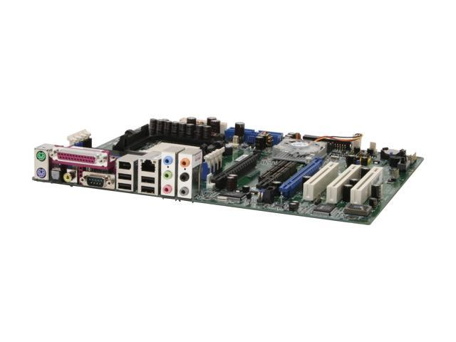 DFI INFINITY NF SLI-M2 ATX AMD Motherboard