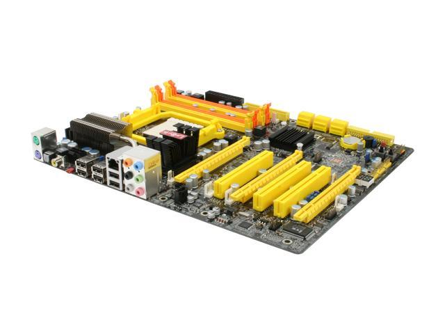DFI LP DK 790FX-M2RS AM2+/AM2 AMD 790FX ATX AMD Motherboard