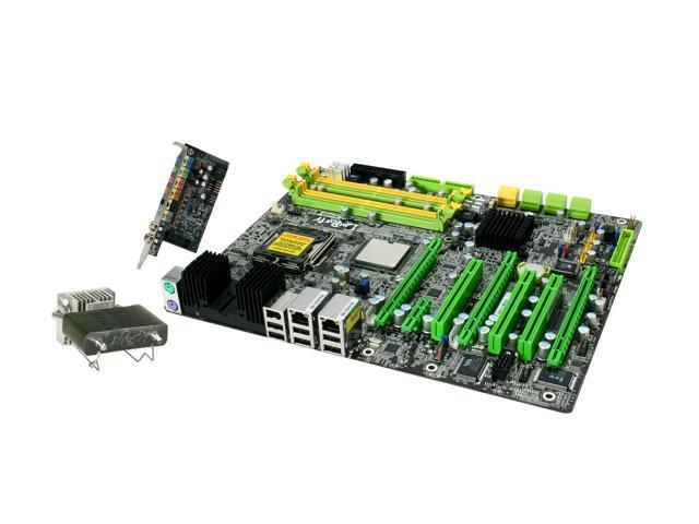 DFI LP LT X48-T2R LGA 775 Intel X48 ATX Intel Motherboard