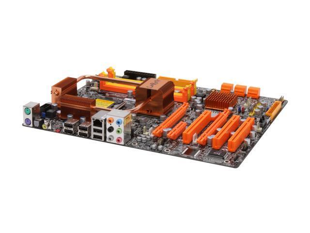 DFI LANPARTY DK X48-T2RS LGA 775 Intel X48 ATX Intel Motherboard