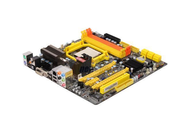 DFI LP JR 790GX-M2RS AMD Motherboard
