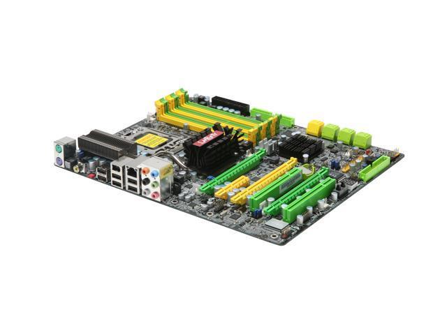 DFI LP DK X58-T3eH6 ATX Intel Motherboard