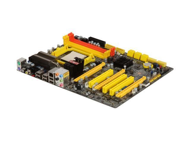 DFI LANParty DK 790FXB-M3H5 ATX AMD Motherboard