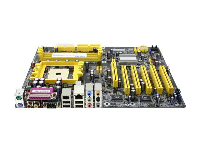 DFI LANPARTY UT nF3 250Gb ATX AMD Motherboard