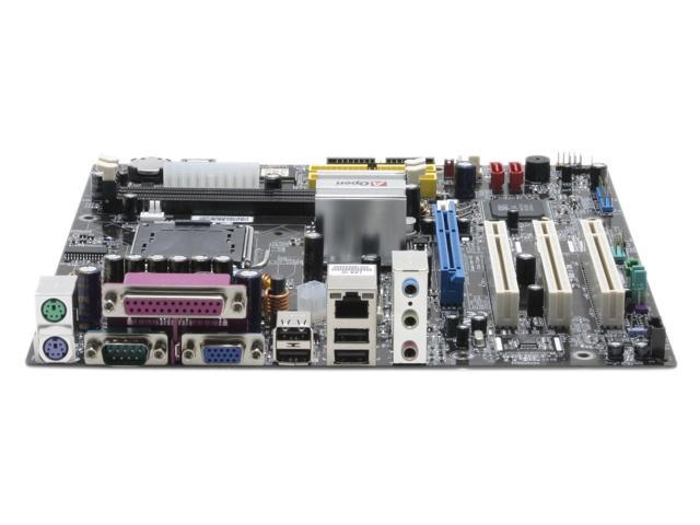 AOpen s661FXm-7US Micro ATX Intel Motherboard