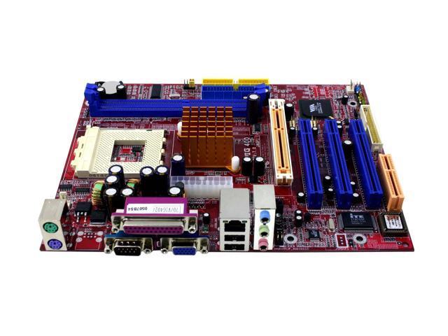 BIOSTAR M7VIG400 462(A) VIA KM266Pro Micro ATX AMD Motherboard