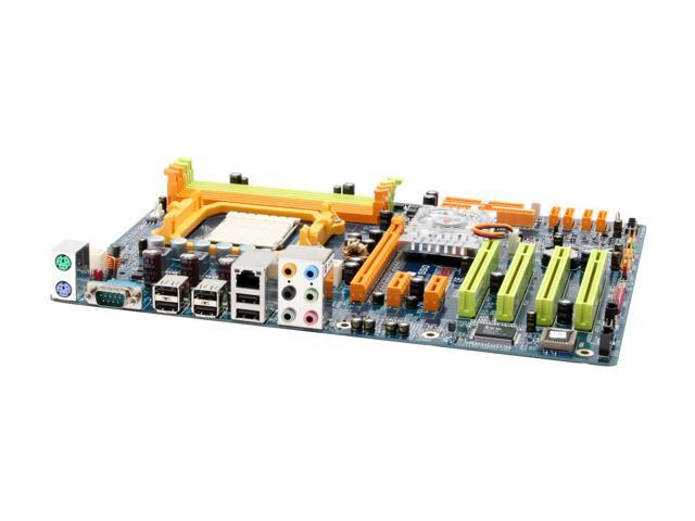 BIOSTAR TFORCE 550 AM2 NVIDIA nForce 550 MCP ATX AMD Motherboard