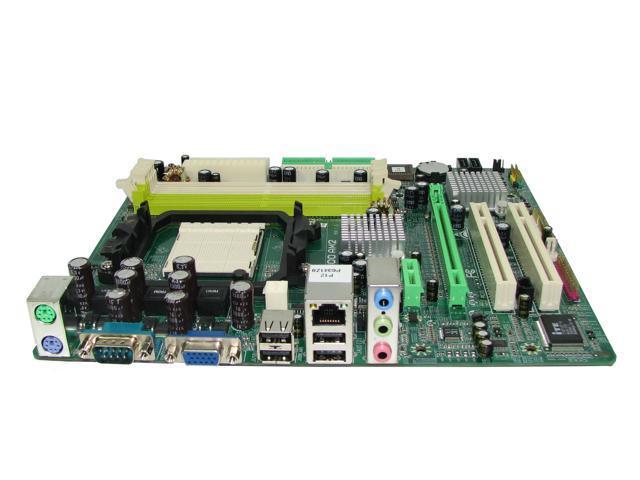 BIOSTAR GEFORCE 6100 AM2 Micro ATX RoHs compliant AMD Motherboard