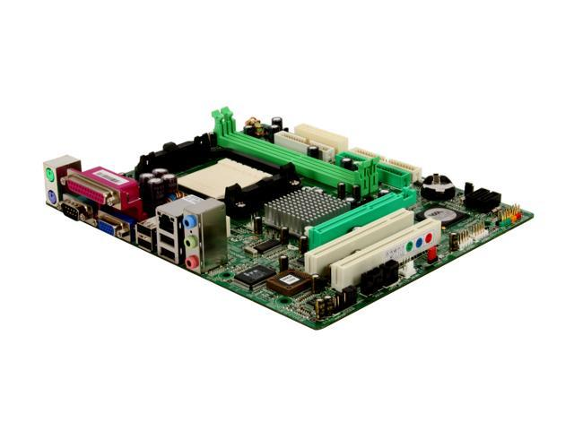 BIOSTAR K8M800 Micro AM2 Micro ATX AMD Motherboard