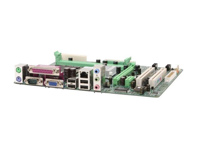 BIOSTAR P4M890-M7 PCI-E LGA 775 VIA P4M890 Micro ATX Intel Motherboard