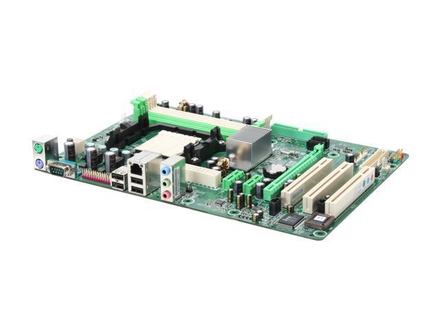 BIOSTAR NF520-A2 AM2 NVIDIA nForce 520 MCP ATX AMD Motherboard