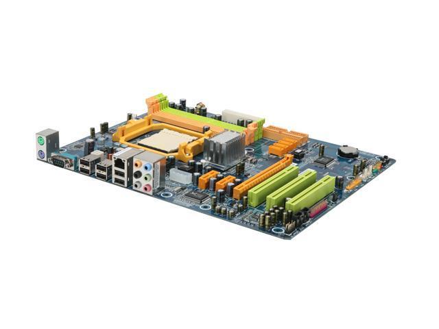 BIOSTAR TF560 A2+ AM2+/AM2 NVIDIA nForce 560 MCP ATX AMD Motherboard