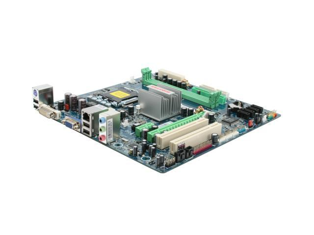 BIOSTAR GF7100P-M7S LGA 775 NVIDIA GeForce 7100 Micro ATX Intel Motherboard