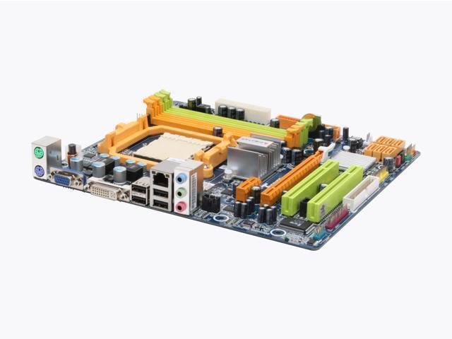 BIOSTAR TFORCE TA780G M2+ AM2+/AM2 AMD 780G Micro ATX AMD Motherboard