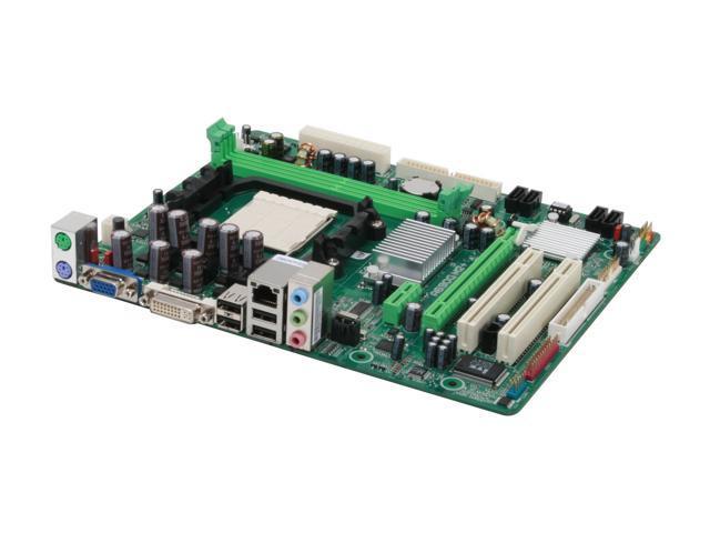 BIOSTAR A690G M2+ AM2+/AM2 AMD 690G Micro ATX AMD Motherboard