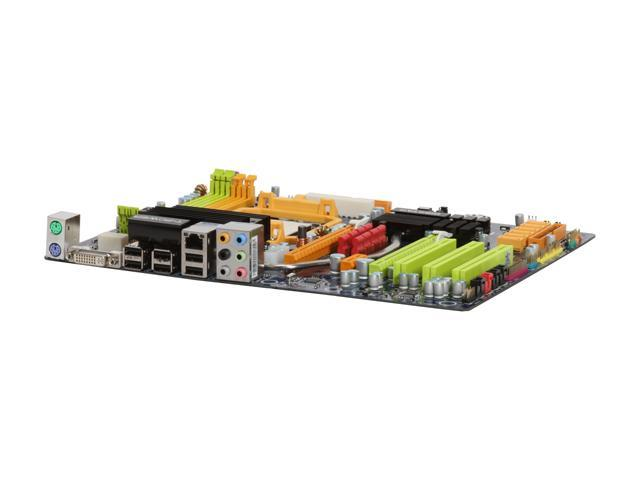 BIOSTAR TPower N750 AM2+/AM2 NVIDIA nForce 750a SLI ATX AMD Motherboard