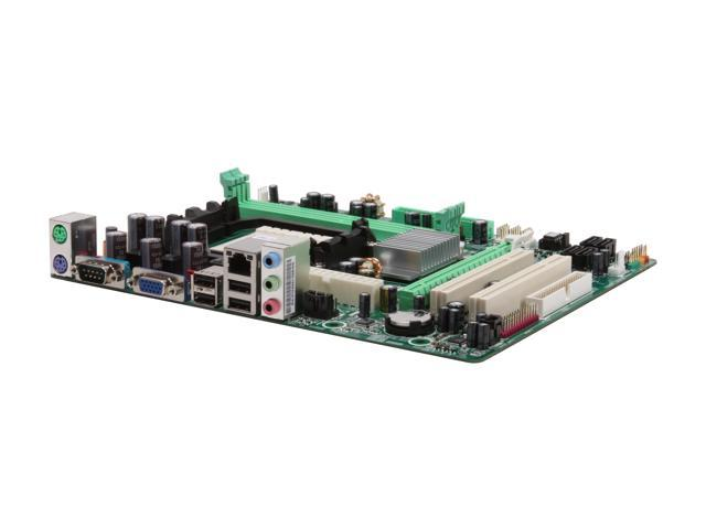BIOSTAR MCP6P M2+ 6.X AM3/AM2+/AM2 NVIDIA GeForce 6150 / nForce 430 Micro ATX AMD Motherboard