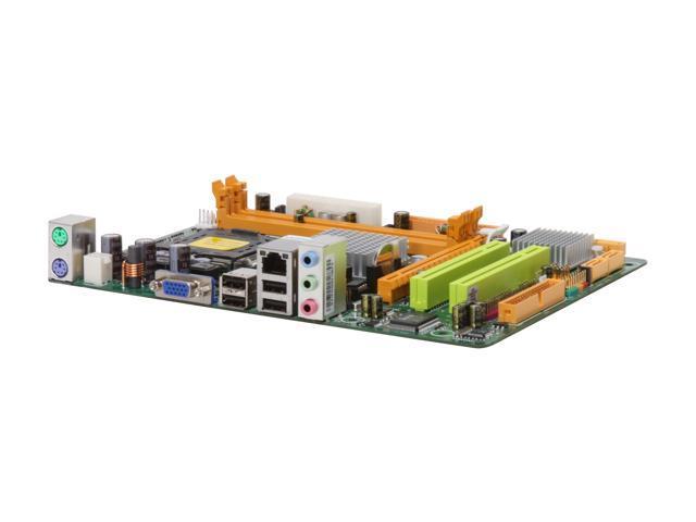 BIOSTAR G31-M7 TE LGA 775 Intel G31 Micro ATX Intel Motherboard