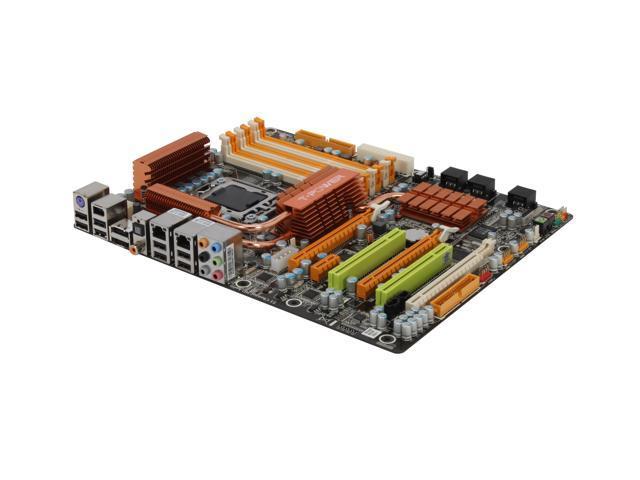 BIOSTAR TpowerX58 ATX Intel Motherboard