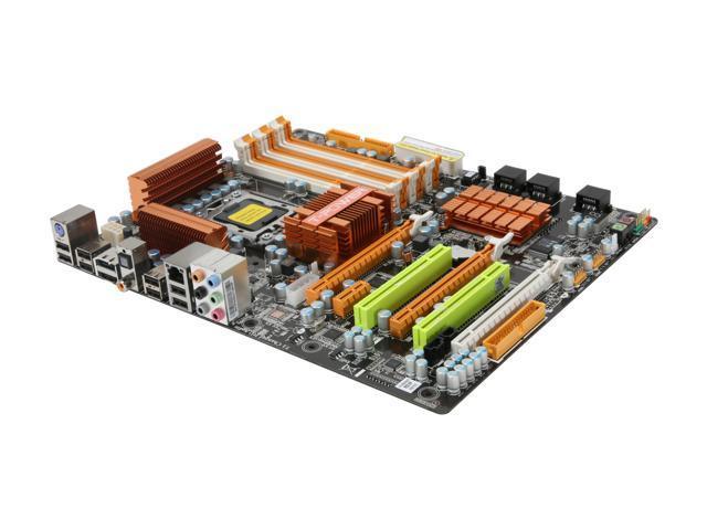 BIOSTAR TPOWER X58A LGA 1366 Intel X58 ATX Intel Motherboard