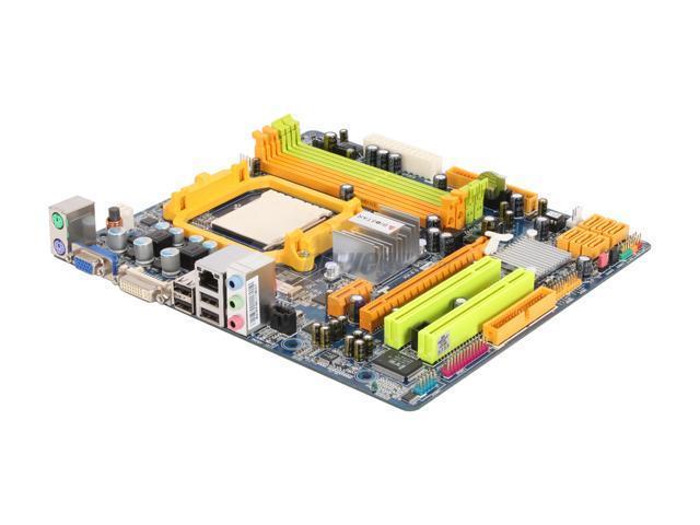BIOSTAR TA760G M2+ Micro ATX AMD Motherboard