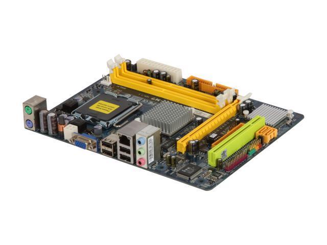 BIOSTAR G31D-M7 Micro ATX Intel Motherboard