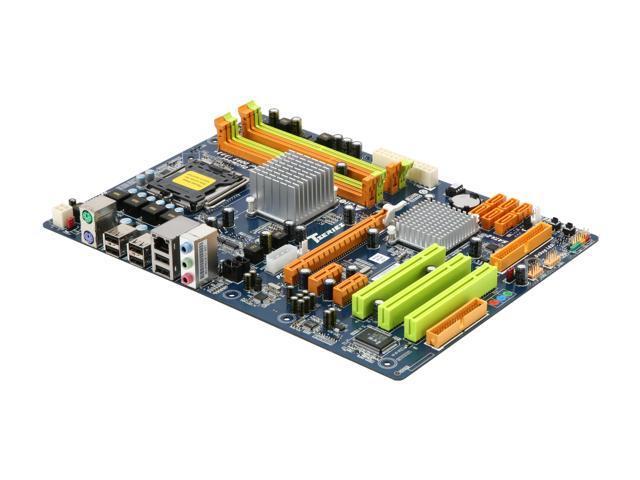 BIOSTAR TP43ECombo LGA 775 Intel P43 ATX Intel Motherboard