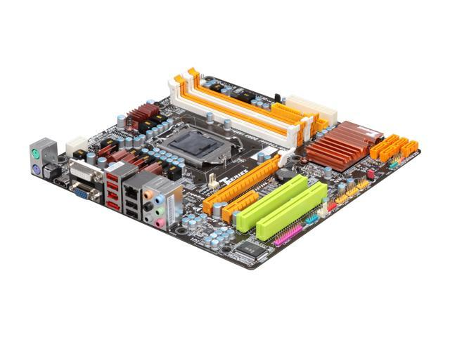 BIOSTAR TH55XE LGA 1156 Intel H55 HDMI Micro ATX Intel Motherboard