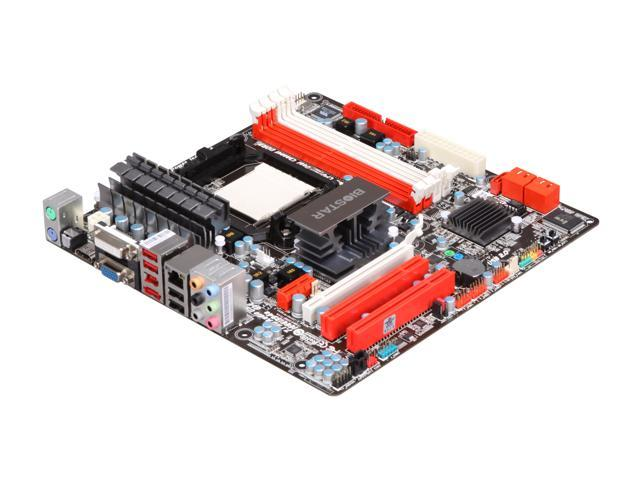 BIOSTAR TA890GXE AM3 AMD 890GX SATA 6Gb/s HDMI Micro ATX AMD Motherboard