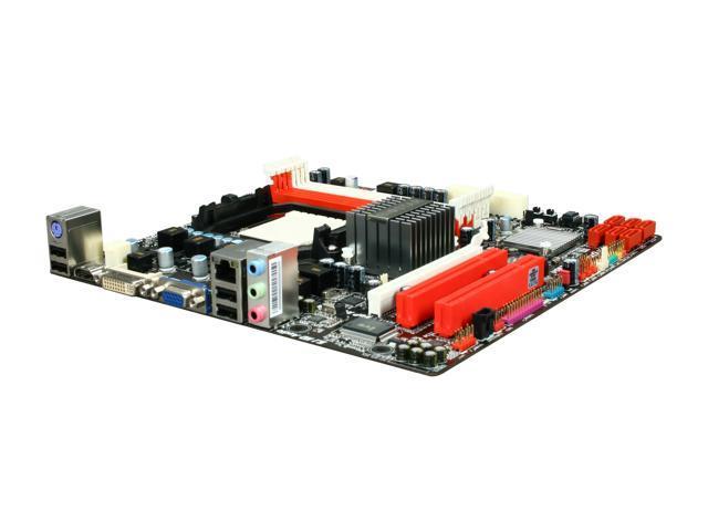 BIOSTAR TA890GXB HD Micro ATX AMD Motherboard