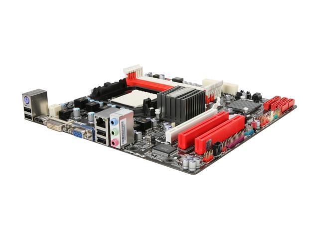 BIOSTAR TA880GB+ Micro ATX AMD Motherboard