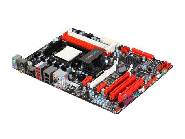 BIOSTAR TA870+ ATX AMD Motherboard