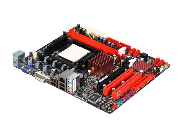 BIOSTAR A780L3G AM3 AMD 760G Micro ATX AMD Motherboard