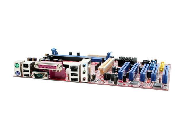 BIOSTAR K8NHA Grand 754 NVIDIA nForce3 250Gb ATX AMD Motherboard